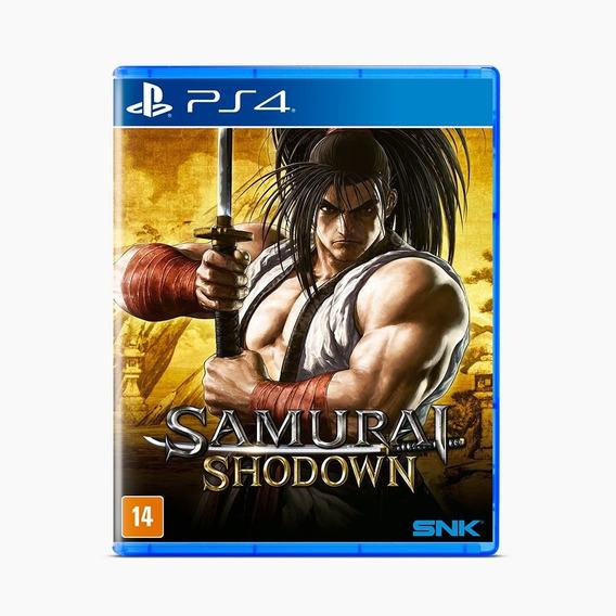 Samurai Shodown - Ps4 - Playstation 4