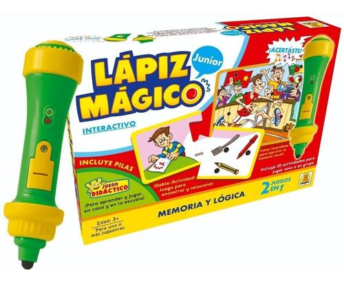 Lapiz Magico Junior 2 Interactivo Didactico Implas Im169