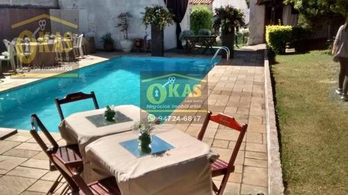 Imagem 1 de 30 de Casa Com 3 Dormitórios À Venda Por R$ 580.000,00 - Centro - Poá/sp - Ca0336
