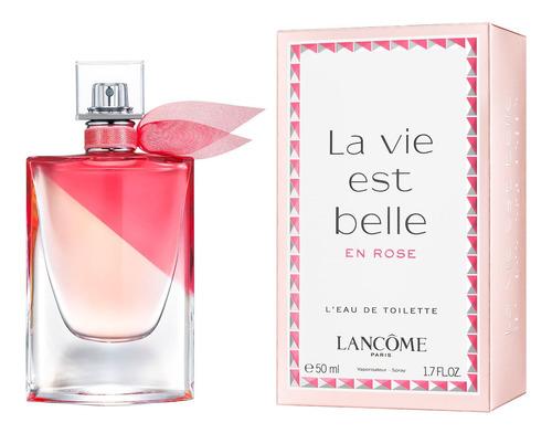 La Vie Est Belle En Rose Edt 50 Ml