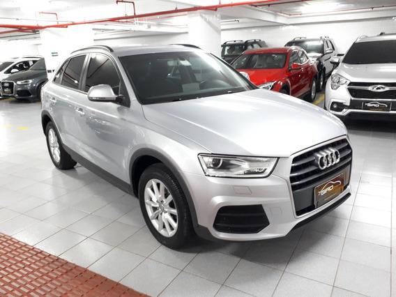 Audi Q3 1.4 Attraction 2016 Prata Muito Nova
