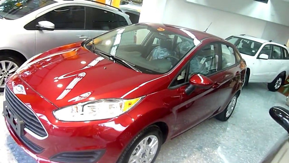 Ford Fiesta 1.6 Kinetic Design S