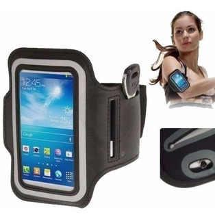 Armband Braçadeira Porta Celular Smartphone Corrida Academia
