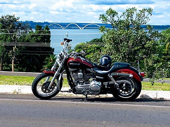 Harley Davidson Dyna Super Glide Custom Com Abs E 12.000 Km