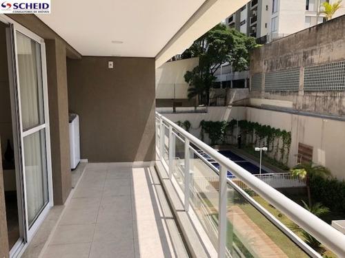 Imagem 1 de 15 de Apartamento 1 Suite, 1 Vaga 54m Lindo Na Vila Mascote, Sp - Mc6348