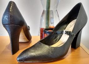 Zapato De Vestir Negro Franco Sarto