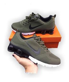 Zapatos Nike Shox Nz Caballero Talla 43 (tienda Fisica)