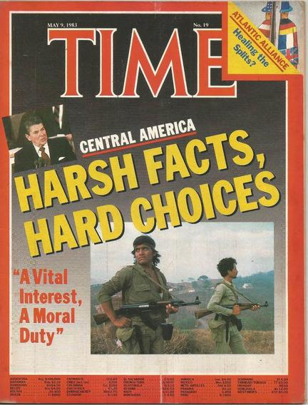 Revista Time - 6 Exemplares - 1983 - Nºs:19/20/21/22/23 E 24