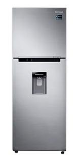 Heladera Samsung Rt29k577js8 Silver Con Dispenser 299lts