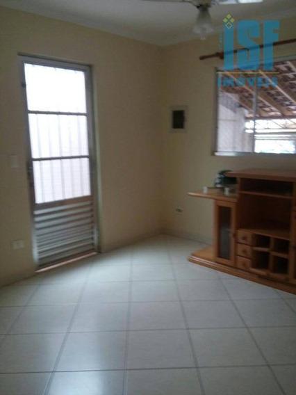 Casa Com 2 Dormitórios Para Alugar, 100 M² Por R$ 1.400,00/mês - Jaguaribe - Osasco/sp - Ca0044