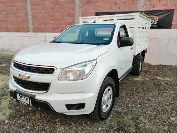 Chevrolet S-10 Pick-up 2016 2p Chasis Cabina L4/2.5 Man