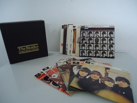 The Beatles In Mono Box 12 Cd´s Mono/1 Stereo