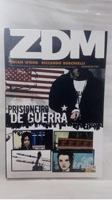 Gibi Zdm N:2 Prisioneiro De Guerra. Brian Wood