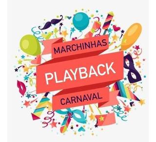 Playback Marchinhas De Carnaval Em No Mercado Livre Brasil