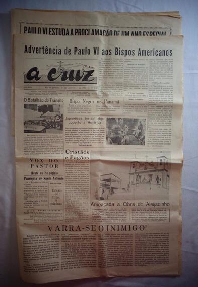 Jornal A Cruz Paulo 6 N°2.526 Janeiro