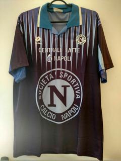 Camisa Do Time Do Napoli, Da Itália.