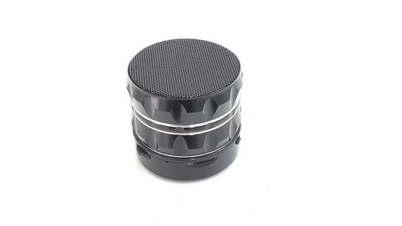 Mini Caixa De Som Portátil Bluetooth S11 Cor Preto