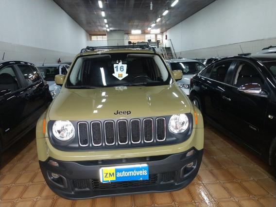 Jeep Renegade Longitude 1.8 Aut. 15 16 Zm Automóveis