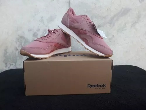 Tênis Reebok Classic Leather Nylon 100% Original Cn6885