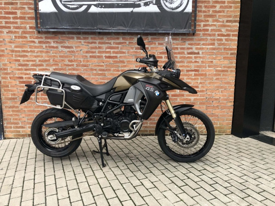 Bmw F 800 Gs Adventure 2016 Impecavel