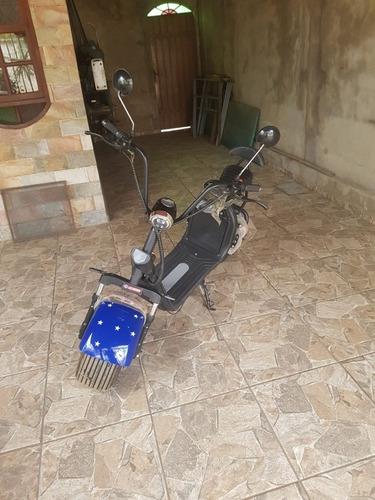 Imagem 1 de 10 de Scooter Elétrica 1500w - Lexmotors