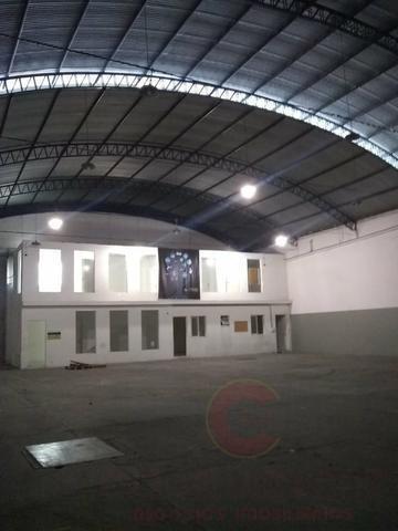 Galpão Para Locação Em São Paulo, Vila Carrão - Gafe0309_2-967439