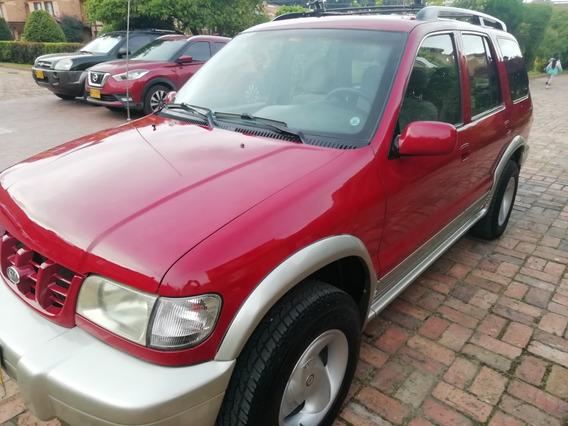 Gran Oferta Camioneta Kia 2004