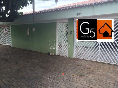 Casa 3 Dormitórios Vila Progresso Jundiaí - Ca00154 - 32738148