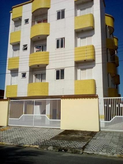 Apartamento 1 Dormitório Para Venda Em Praia Grande, Solemar, 1 Dormitório, 1 Banheiro, 1 Vaga - 162