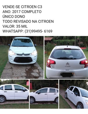 Citroën C3 1.2 Origine Ptech Flex 5p 2017