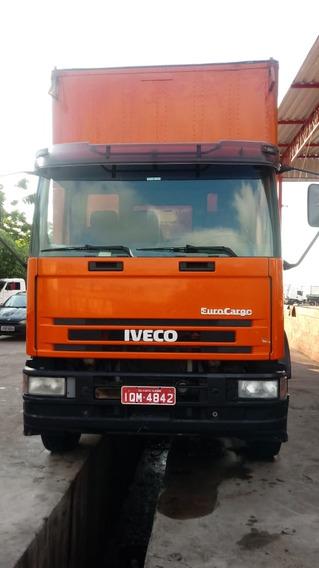 Iveco Eurocargo 170 E 22 - 2009 Toco - Excelente Bau 9 M