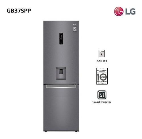 Imagen 1 de 11 de Heladera LG Pollux Dispensador Inverter Gtia 10 Años Pcm