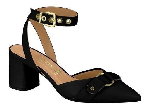 Sapato Feminino Vizzano Salto Bloco