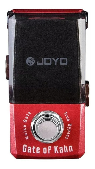 Pedal Guitarra Joyo Gate Of Kahn Noise Gate Jf-324