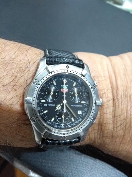 Relógio Tag Heuer Profissional 200