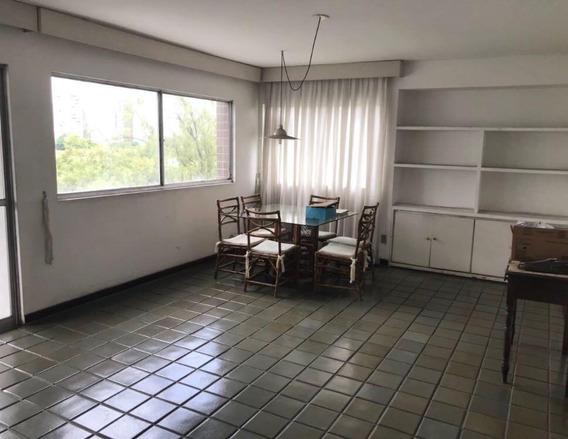 Apartamento Em Parnamirim, Recife/pe De 125m² 3 Quartos À Venda Por R$ 440.000,00 - Ap288418