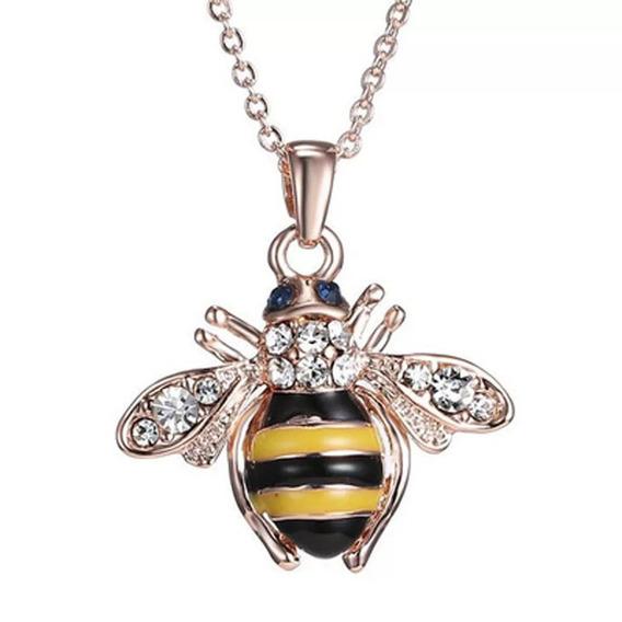 Lindo Collar Little Bee Envío Gratis