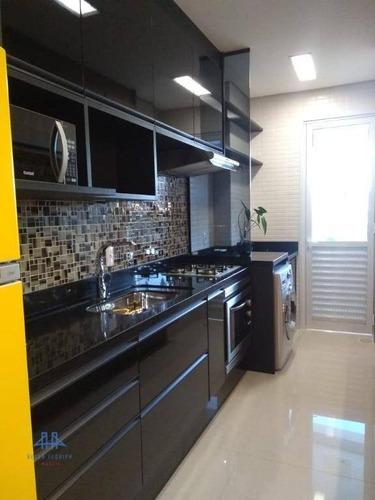 Imagem 1 de 30 de Apartamento Com 2 Dormitórios À Venda, 72 M² Por R$ 1.065.000,00 - Trindade - Florianópolis/sc - Ap2004