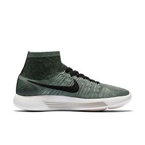 Tênis De Corrida Nike Lunarepic Flyknit Tamanho 35 Vrd/rx/vr