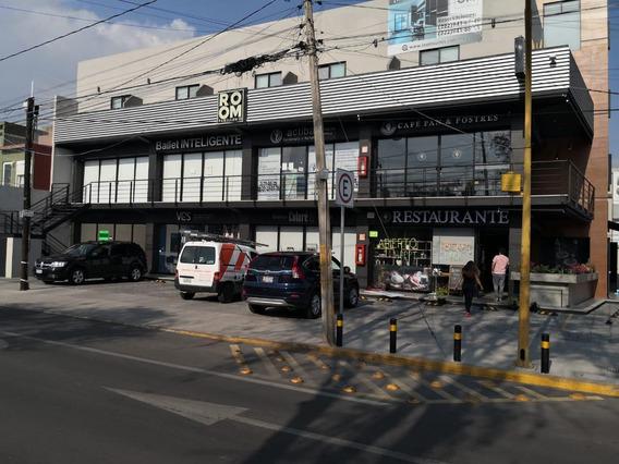 Local En Renta En Plaza Comercial Jardines De San Manuel