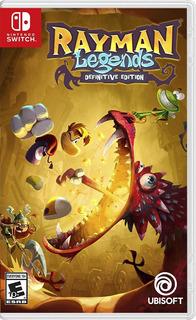 ..:: Rayman Legends Switch Nintendo ::.. En Game Center