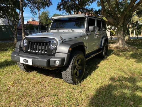 Jeep Wrangler 2012 3.6 Unlimited Sport Aut. 4p