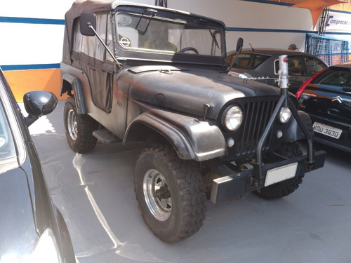 Ford Jeep 4 Cilindros  1958 Top