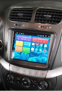 Dodge Journey 2011-2019 Radio Android Pantalla Tactil 8.4