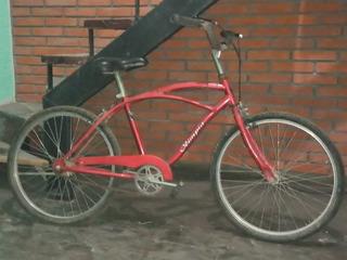Bicicleta Rod 24 Playera Con Frenos Marca Olimpia
