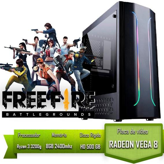 Pc Gamer Para Jogar Free Fire