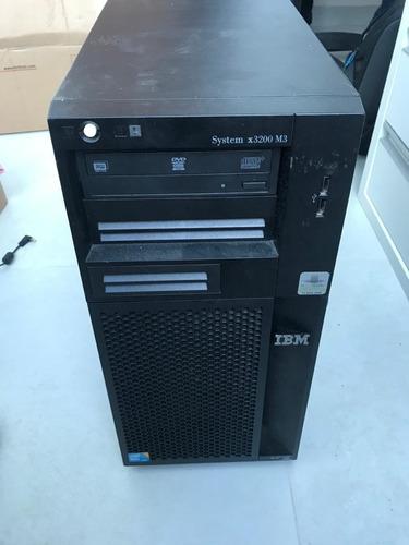 Imagem 1 de 1 de Servidor Ibm X3200 M3 4gb, 1 X 250gb