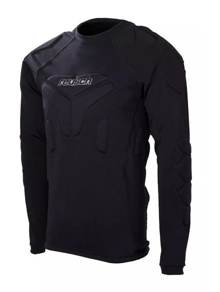 Camiseta Arquero Protecciones Compresion Reusch Buzo Futbol