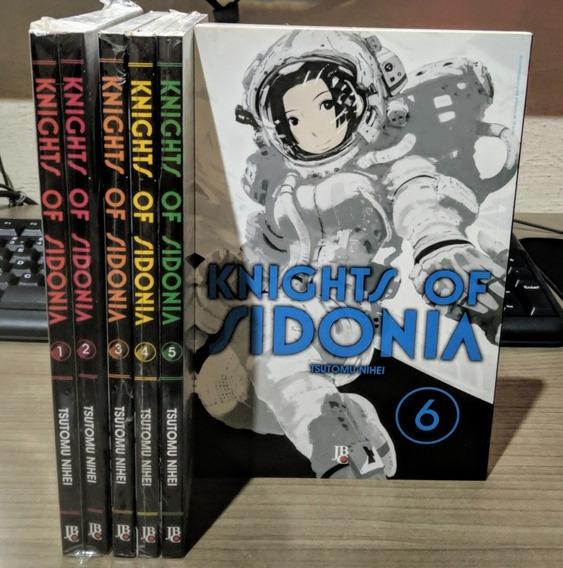 Knights Os Sidonia Vol. 1 Ao 06