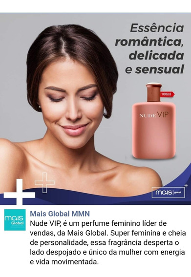 Perfume Nude Vip 100ml (ref.olf. 212 Vip) Mais Global